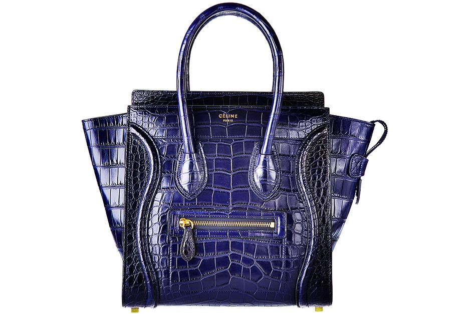 сумка Luggage от Cèline