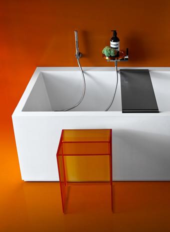 Kartell, Laufen, сантехника, мебель для ванной, ванная комната, дизайн