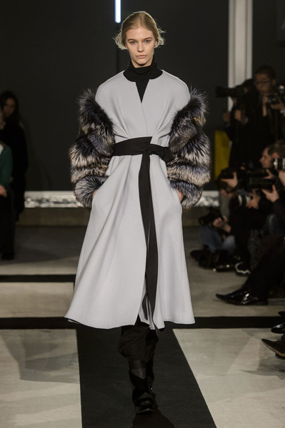 Самые красивые образы Недели моды в Лондоне | галерея [1] фото [5]
