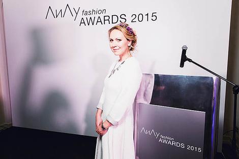 Журнал ELLE получил премию в области моды «Ли-Лу Fashion Awards» | галерея [1] фото [4]