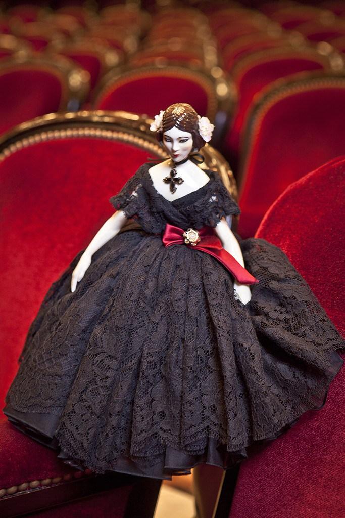 Кукла от Dolce & Gabbana