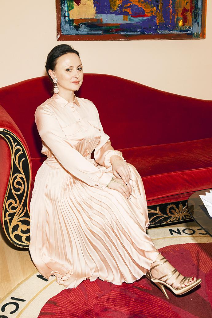 Юлия Сафина фото 2