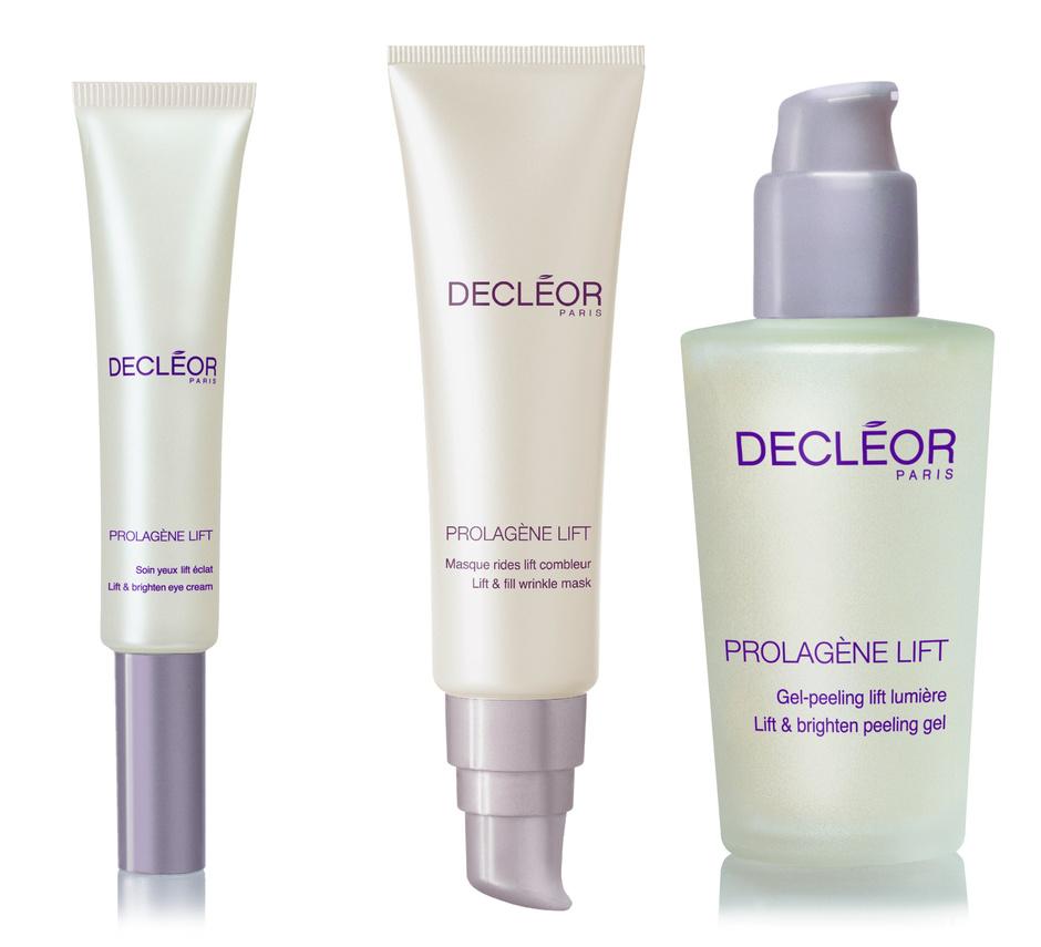 Новая линия укрепляющих антивозрастных средств Prolagène Lift от Decléor