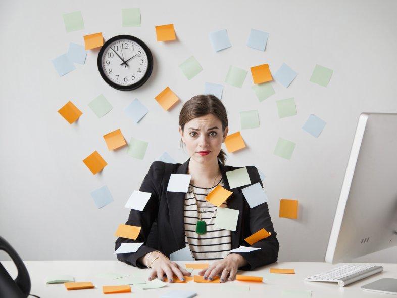 без паники: как справиться со стрессом на работе?