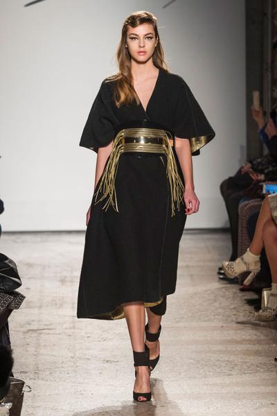 Самые красивые образы Недели моды в Милане | галерея [1] фото [21]