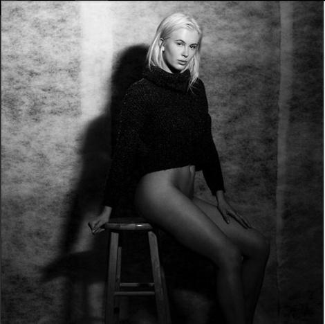 Айрлэнд Болдуин снялась в эротической фотосессии | галерея [1] фото [1]