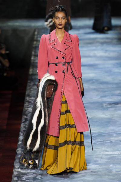 Показ Marc Jacobs на Неделе моды в Нью-Йорке | галерея [1] фото [12]
