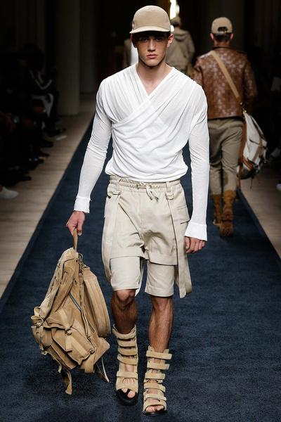 Неделя мужской моды в Париже: лучшие показы | галерея [7] фото [22]