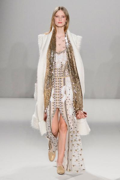Неделя моды в Лондоне: 22 февраля | галерея [2] фото [2]