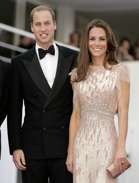 История любви Кейт Миддлтон и принца Уильяма в фотографиях | галерея [1] фото [1]