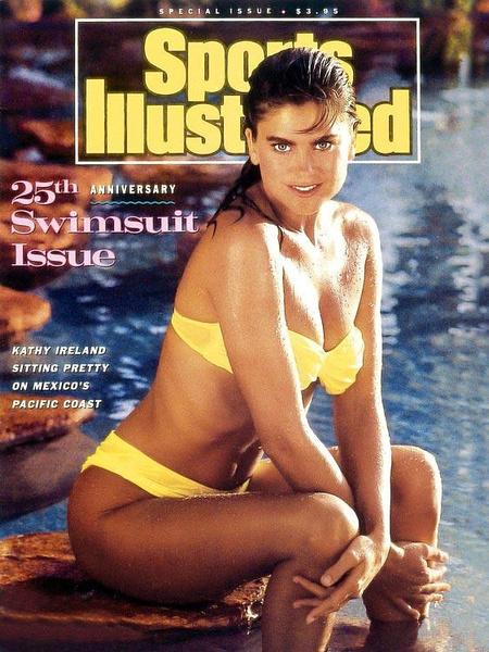 Опубликована обложка нового номера Sports Illustrated Swimsuit Issue | галерея [1] фото [14]
