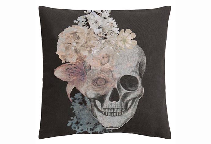 подушка с принтом H&M Home