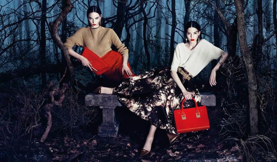 Бренд Elisabetta Franchi представил кадры новой рекламной кампании