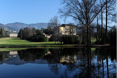 Вилла Марлия в Тоскане станет отелем   галерея [1] фото [38]