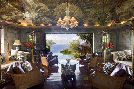 Вилла Дэвида Боуи сдается в аренду | галерея [1] фото [5]