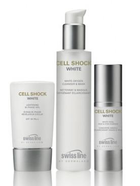 Swissline Cell Shock White