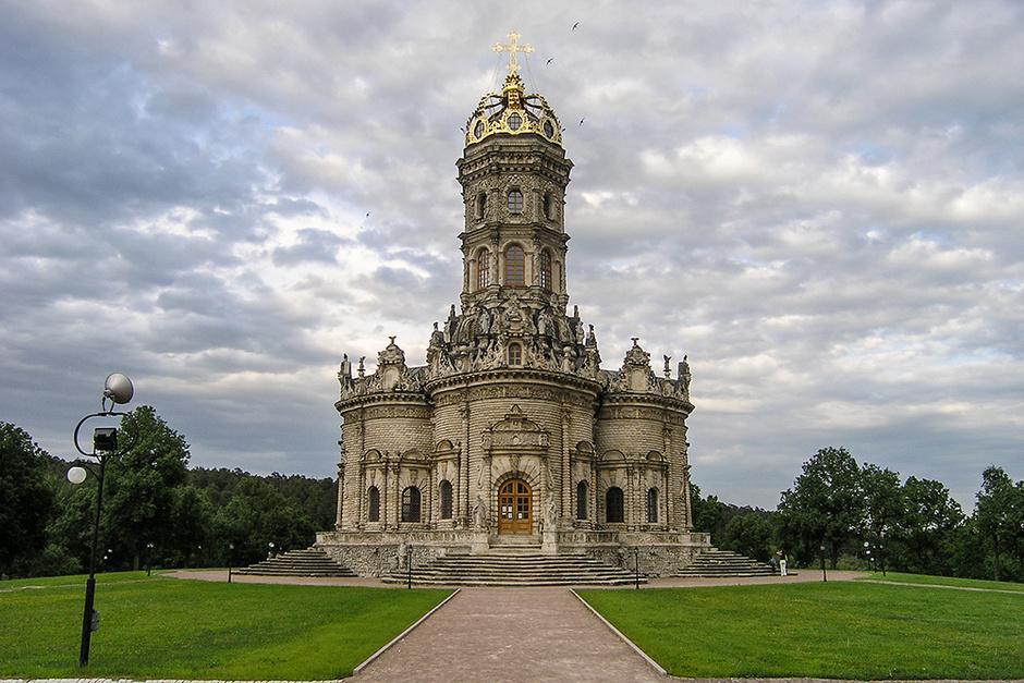 Церковь Знамения (Дубровицы) что посетить в Подмосковье