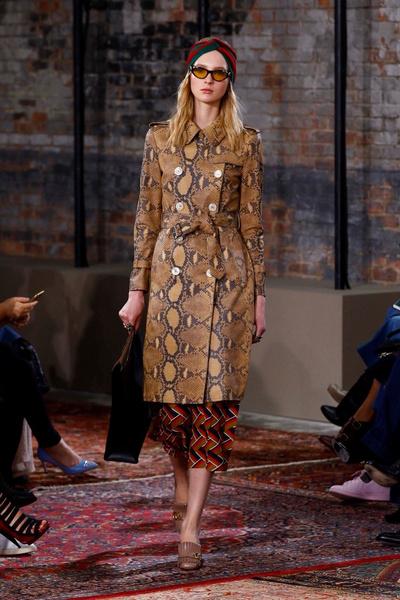 Дом Gucci представил новую круизную коллекцию 2016 | галерея [2] фото [21]