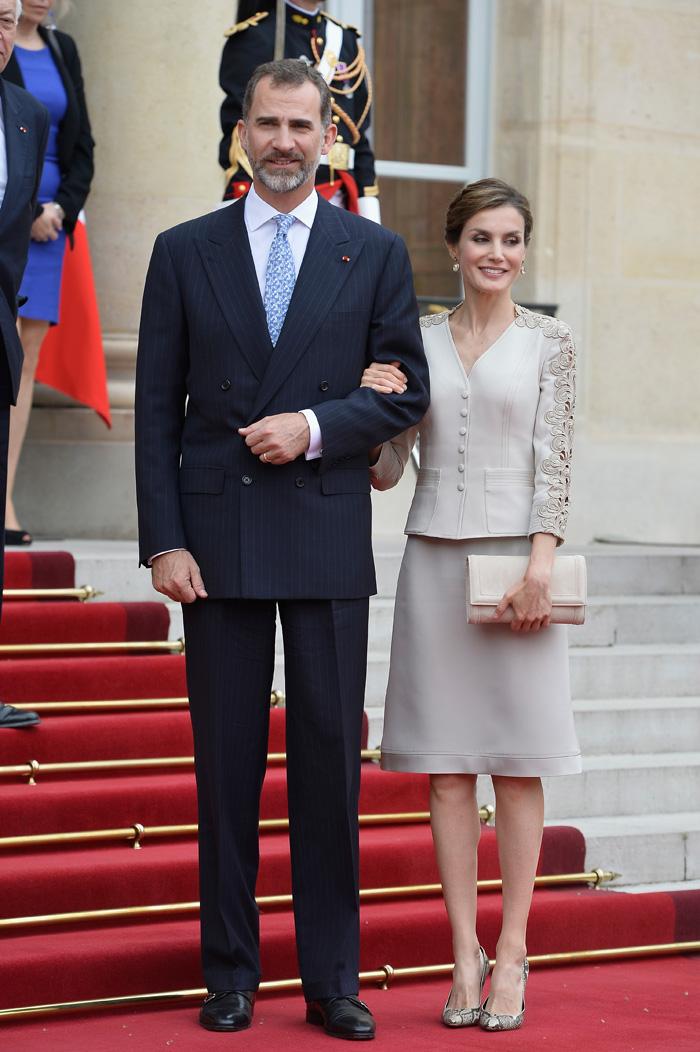 Король и Королева Испании: фото 2015