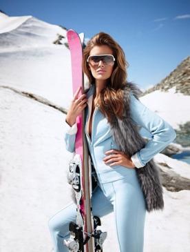 Вставай на лыжи