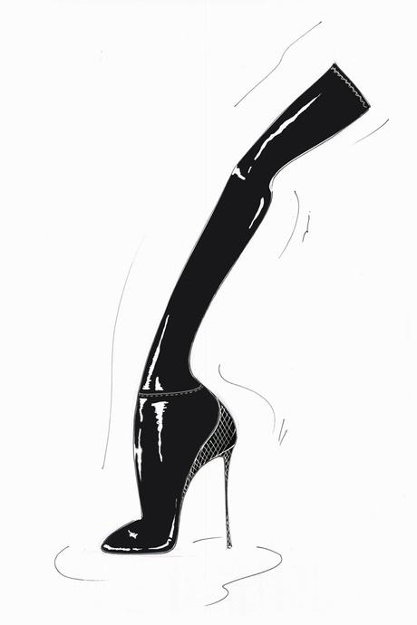 Коллекция обуви от Оливии Палермо