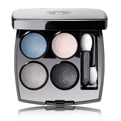 Компактные тени Les 4 ombres от Chanel