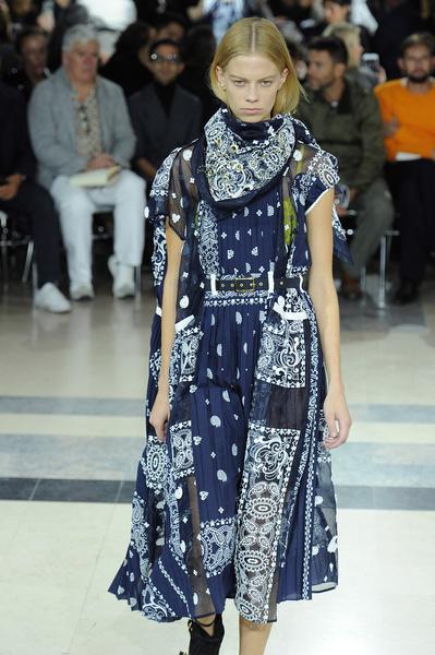 Неделя моды в Париже: день седьмой | галерея [1] фото [4]