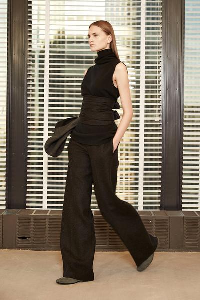 От первого лица: редактор моды ELLE о взлетах и провалах на Неделе Моды в Нью-Йорке | галерея [8] фото [4]