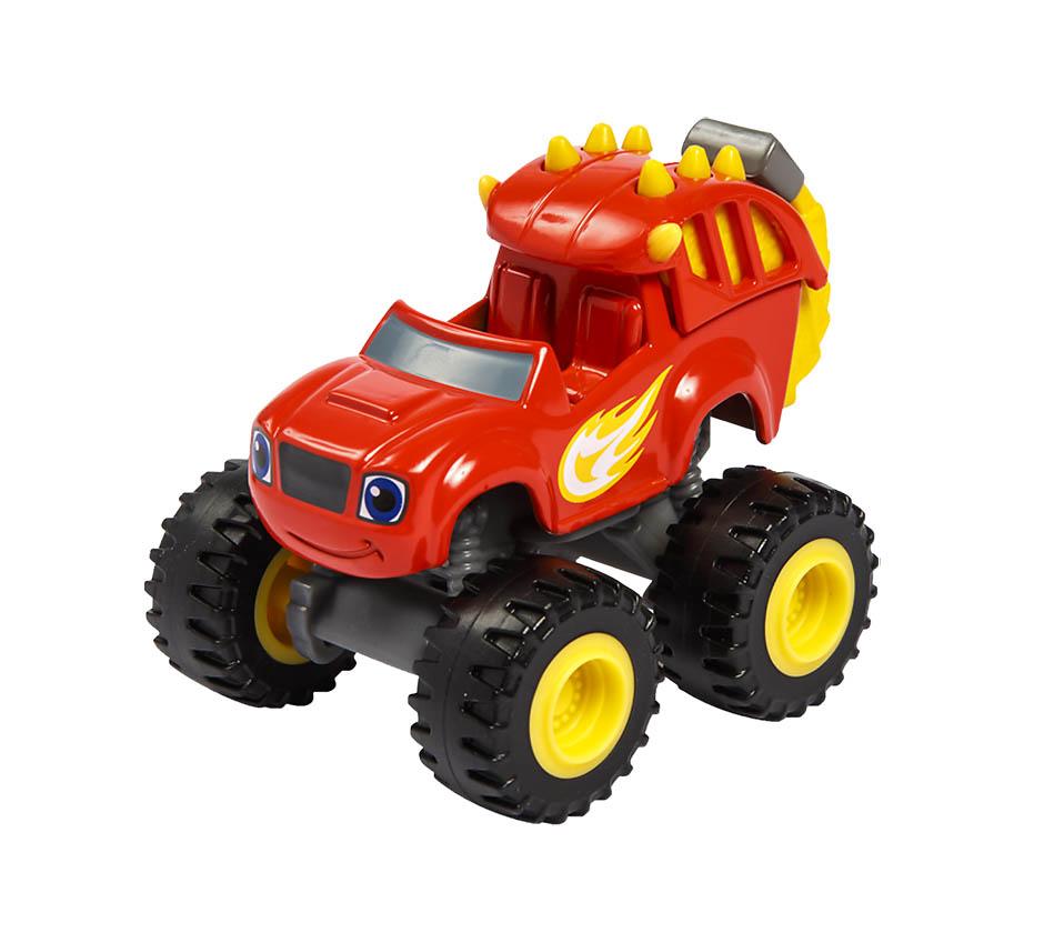 Коллекция игрушек «Вспыш и чудо-машинки»
