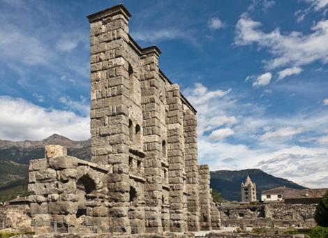 Итальянские Альпы: 10 главных достопримечательностей долины Аосты | галерея [1] фото [1]