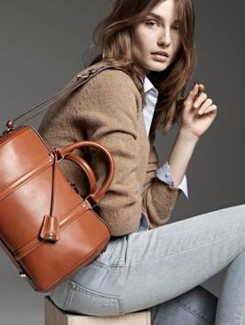 Louis Vuitton представил новую коллекцию сумок Parnasséa