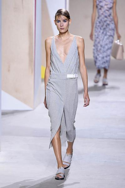 Неделя моды в Нью-Йорке: день девятый | галерея [2] фото [2]