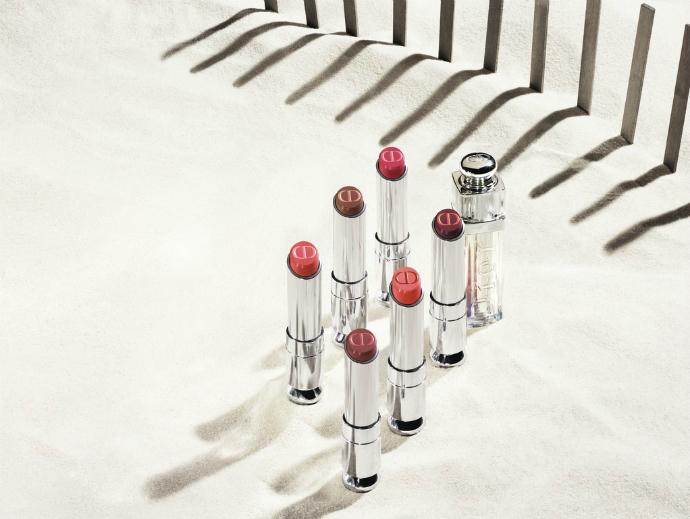 Коллекция макияжа Dior Tie Dye