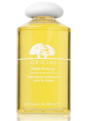 Деликатное очищающее масло Clean Energy от Origins