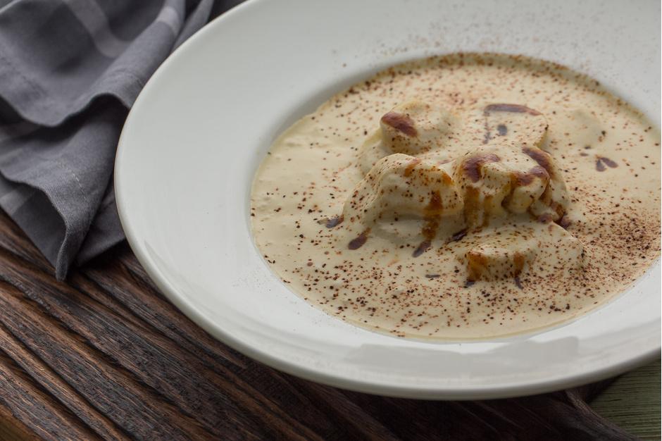 Суп капучино