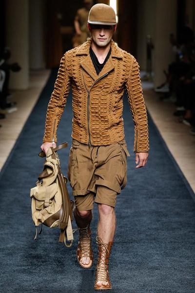 Неделя мужской моды в Париже: лучшие показы | галерея [7] фото [28]