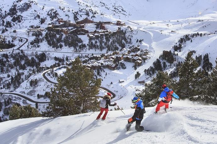 10 причин посетить горнолыжный курорт Арк-1950