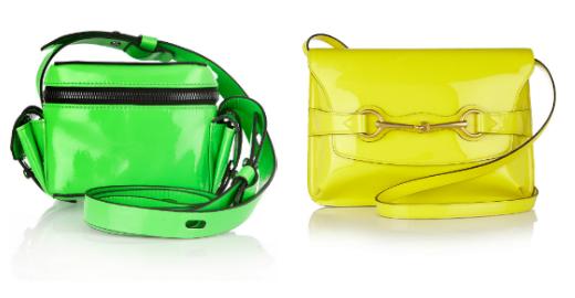 Фото модных женских сумок 2013: Karl Lagerfeld, Gucci