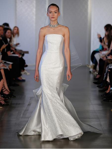 Лучшие коллекции Недели свадебной моды | галерея [3] фото [10]
