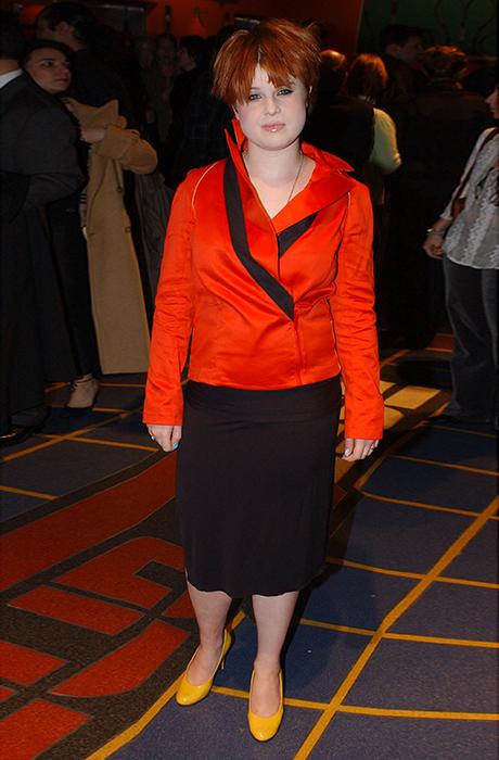 Келли Осборн, 2002 год