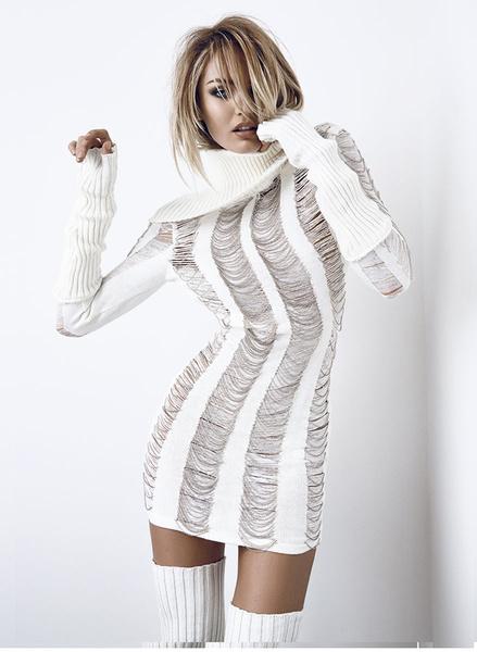 Кэндис Свейнпол снялась в новой рекламной кампании Osmoze | галерея [1] фото [12]