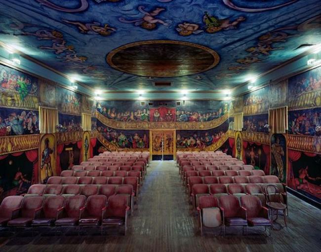 волшебный мир театра