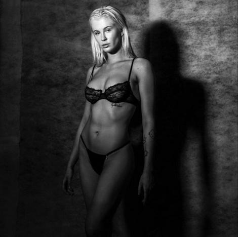 Айрлэнд Болдуин снялась в эротической фотосессии | галерея [1] фото [2]