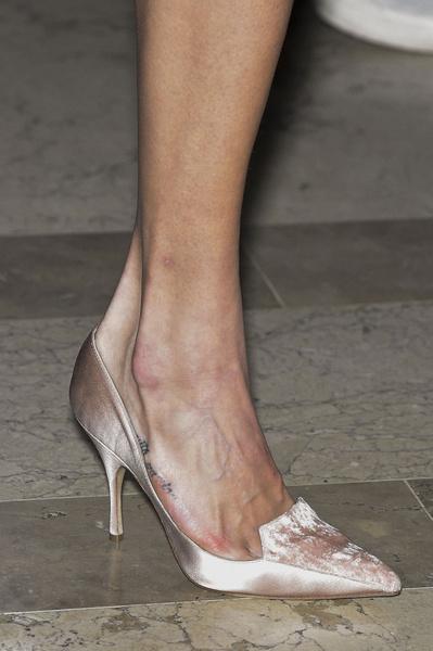 Самая красивая обувь Недели моды в Нью-Йорке | галерея [1] фото [15]