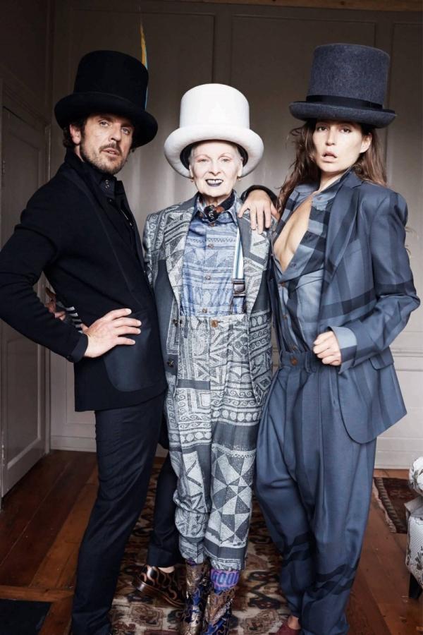 Одежда от Vivienne Westwood