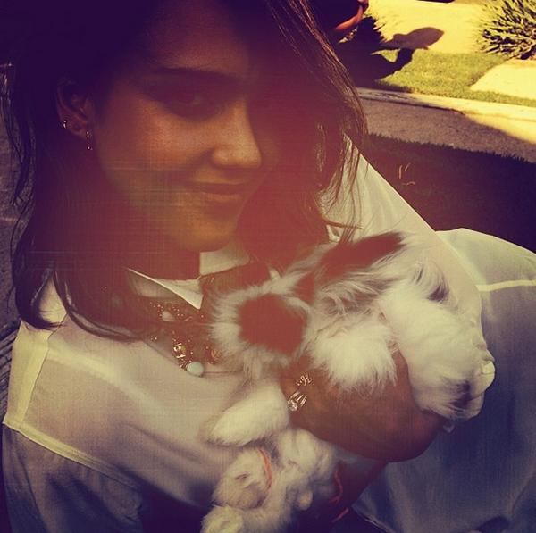 Джессика Альба фото Instagram