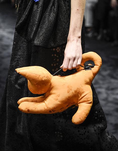 Итоги Недель моды: лучшие сумки | галерея [5] фото [1]