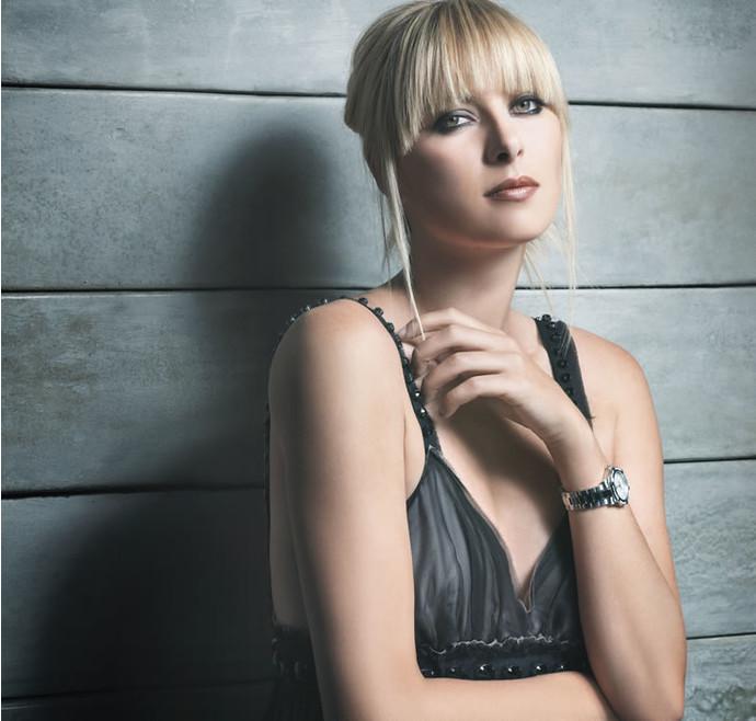 Мария Шарапова в рекламе ТAG Heuer