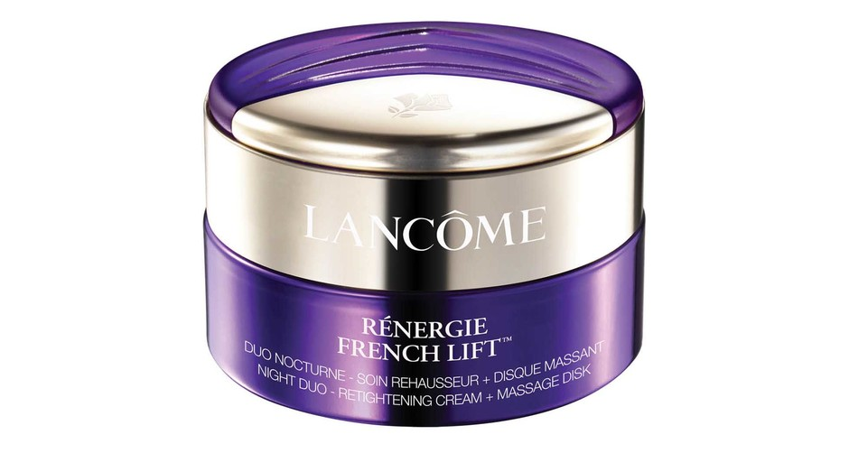Ночной крем Renergie French Lift от Lancome
