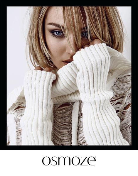 Кэндис Свейнпол снялась в новой рекламной кампании Osmoze | галерея [1] фото [9]